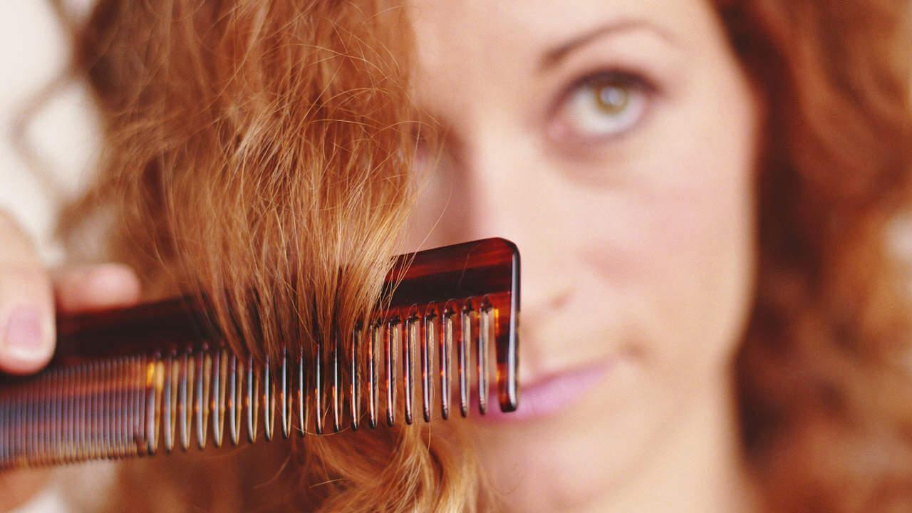 ملف كامل لإصلاح الشعر التالف