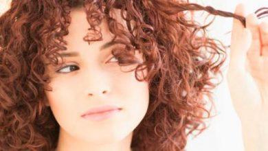 طرق تجعيد الشعر القصير