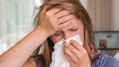 ما الفرق بين البرد والانفلونزا؟