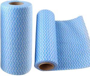 رول مناديل الزيت متعدد الاستخدامات, أزرق